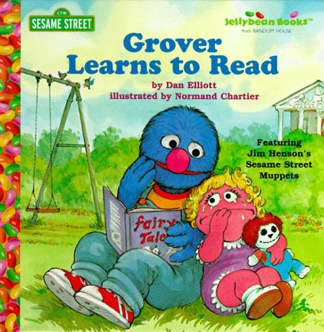 Grover Learns to Read (Junior Jellybean Books(TM))