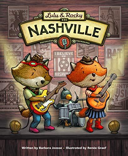 Lulu & Rocky in Nashville (Our City Adventures)