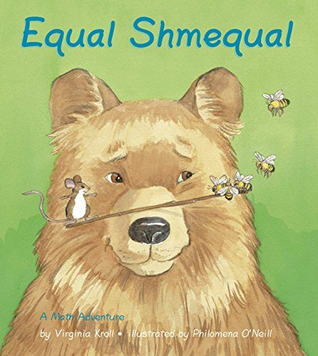 Equal Shmequal (Charlesbridge Math Adventures)