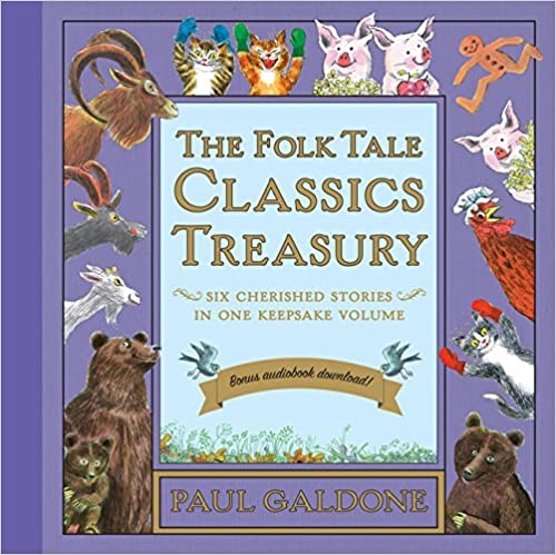 Paul Galdone's Folk Tale Classics Treasury