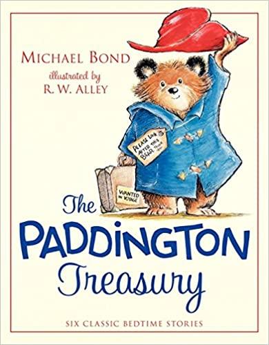 The Paddington Treasury: Six Classic Bedtime Stories