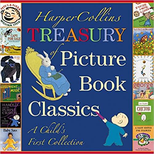 HarperCollins Treasury Picture Book Classics