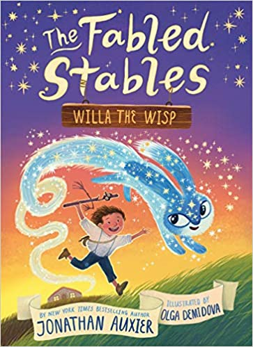 Willa the Wisp (The Fabled Stables #1)