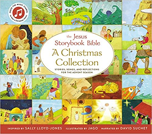 The Jesus Storybook Bible: A Christmas Collection