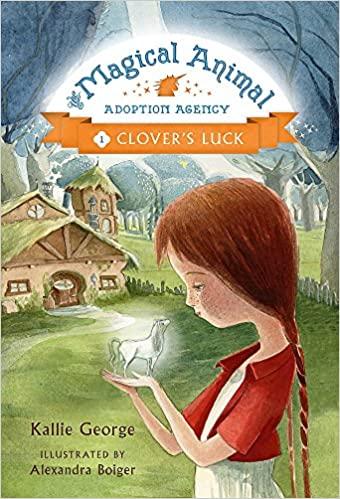 Clover's Luck (Magical Animal Adoption Agency #1)