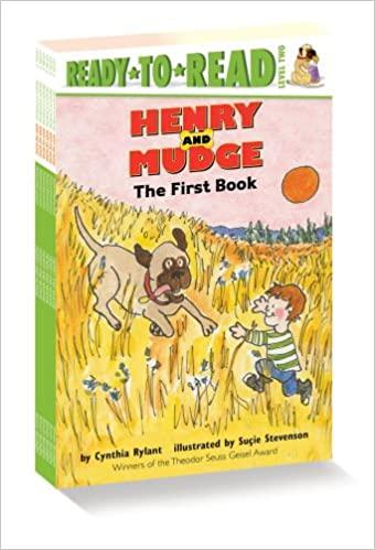Henry and Mudge Set 1
