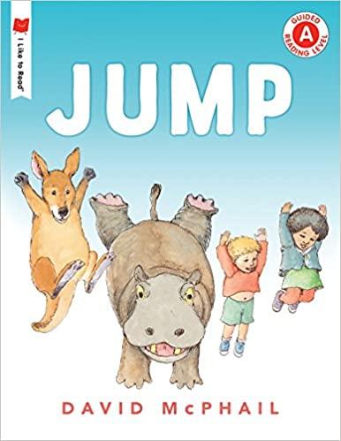 Jump (I Like to Read)