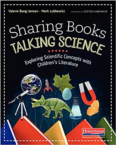 Sharing Books, Talking Science