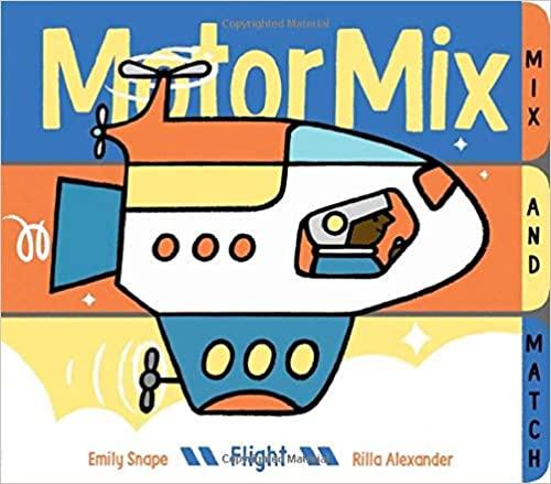 Motor Mix: Flight