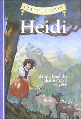 Heidi (Classic Starts – abridged)