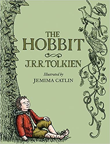 The Hobbit: Ilustrated Edition